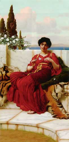 1794 John William Godward paintings oil paintings for sale