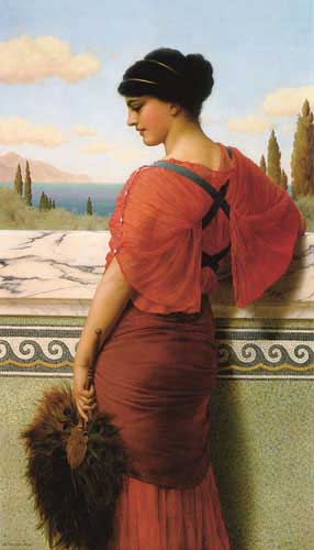 1803 John William Godward paintings oil paintings for sale