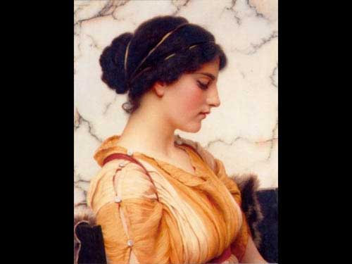 1814 John William Godward paintings oil paintings for sale