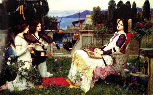 1815 John William Waterhouse Paintings oil paintings for sale