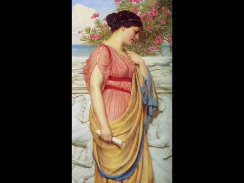 1816 John William Godward paintings oil paintings for sale