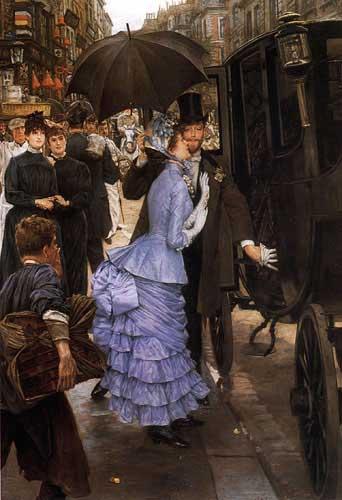 1834 James Tissot Paintings oil paintings for sale