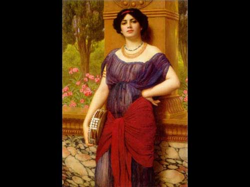 1838 John William Godward paintings oil paintings for sale