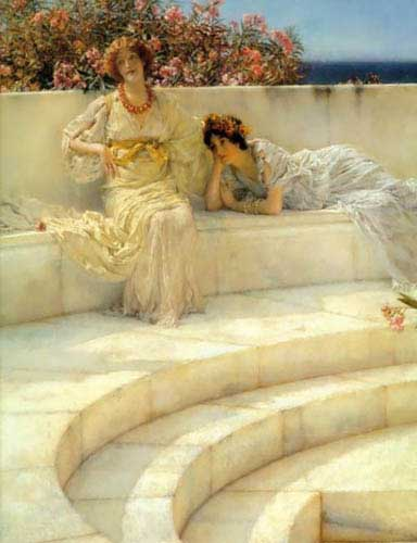 1841 Sir Lawrence Alma Tadema oil Paintings  oil paintings for sale