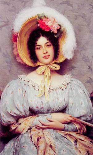1902 Eugene De Blaas Paintings oil paintings for sale