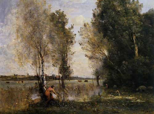 20116 Jean Baptiste Camille Corot Paintings oil paintings for sale