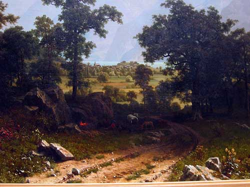 20252 Albert Bierstadt Paintings oil paintings for sale