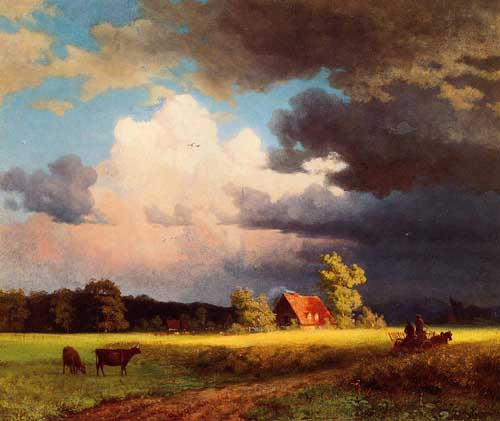 20253 Albert Bierstadt Paintings oil paintings for sale