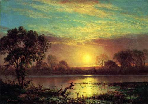 20257 Albert Bierstadt Paintings oil paintings for sale