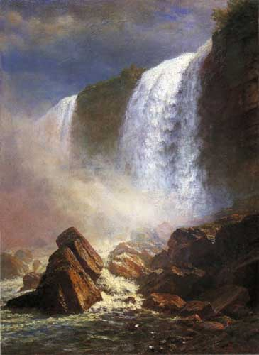 20258 Albert Bierstadt Paintings oil paintings for sale