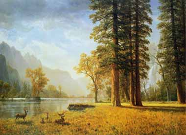 20262 Albert Bierstadt Paintings oil paintings for sale