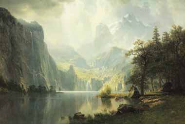 20263 Albert Bierstadt Paintings oil paintings for sale