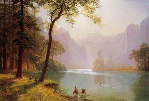 20265 Albert Bierstadt Paintings oil paintings for sale