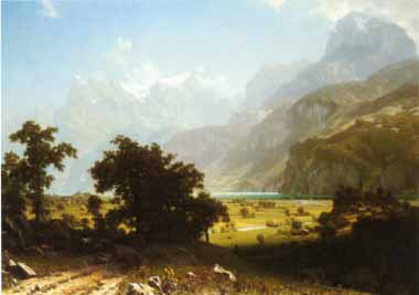 20266 Albert Bierstadt Paintings oil paintings for sale