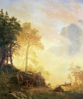 20268 Albert Bierstadt Paintings oil paintings for sale