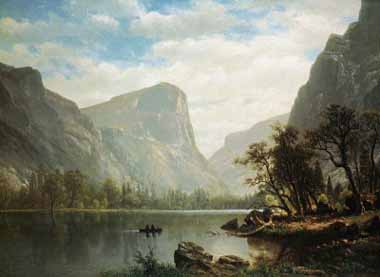 20269 Albert Bierstadt Paintings oil paintings for sale