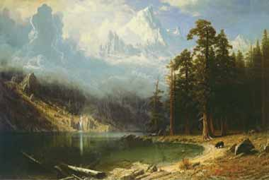 20270 Albert Bierstadt Paintings oil paintings for sale