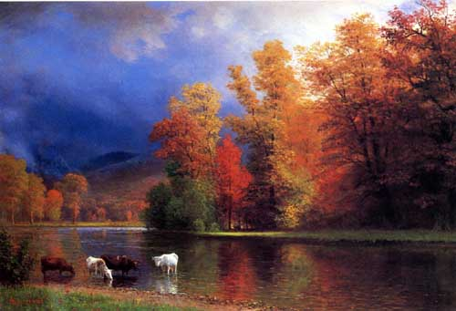 20272 Albert Bierstadt Paintings oil paintings for sale