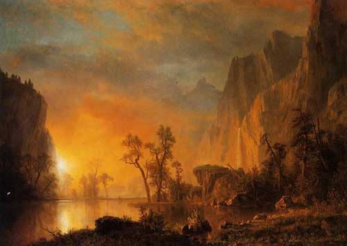 20275 Albert Bierstadt Paintings oil paintings for sale
