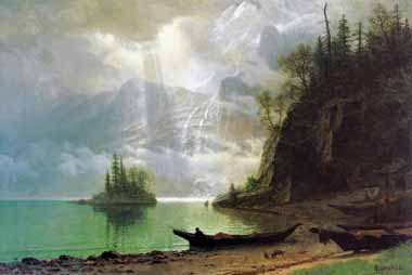 20278 Albert Bierstadt Paintings oil paintings for sale