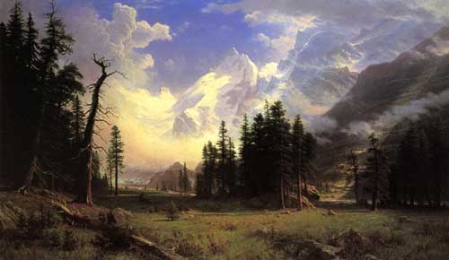 20279 Albert Bierstadt Paintings oil paintings for sale