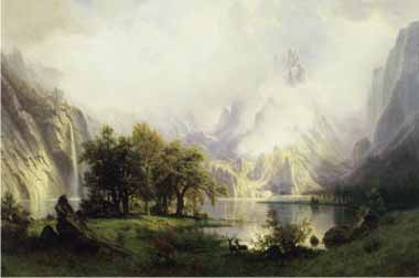 20284 Albert Bierstadt Paintings oil paintings for sale