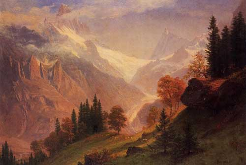 20285 Albert Bierstadt Paintings oil paintings for sale
