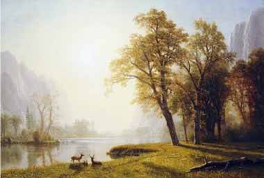 20287 Albert Bierstadt Paintings oil paintings for sale