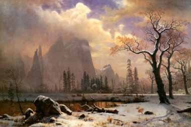 20288 Albert Bierstadt Paintings oil paintings for sale
