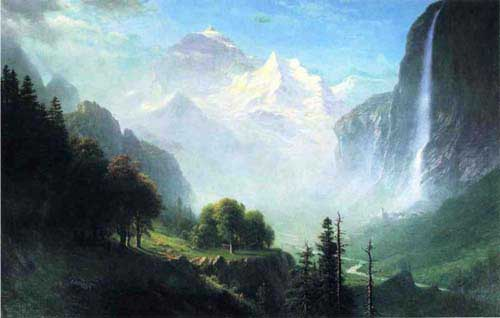 2036 Albert Bierstadt Paintings oil paintings for sale