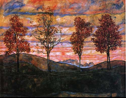 20368 Egon Schiele Paintings oil paintings for sale