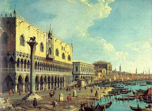 2145 Canaletto Paintings oil paintings for sale