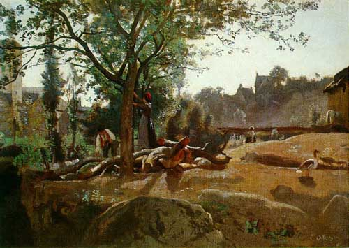 2237 Jean Baptiste Camille Corot Paintings oil paintings for sale
