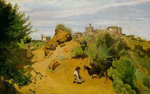 2242 Jean Baptiste Camille Corot Paintings oil paintings for sale