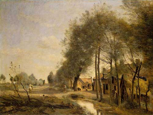 2243 Jean Baptiste Camille Corot Paintings oil paintings for sale