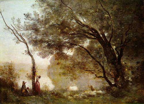 2275 Jean Baptiste Camille Corot Paintings oil paintings for sale