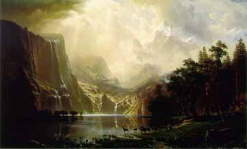 2400 Albert Bierstadt Paintings oil paintings for sale