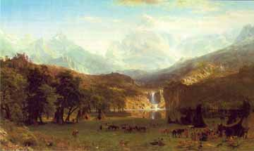 2401 Albert Bierstadt Paintings oil paintings for sale