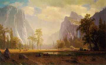 2402 Albert Bierstadt Paintings oil paintings for sale