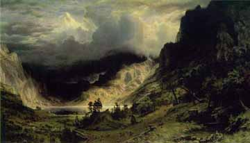 2403 Albert Bierstadt Paintings oil paintings for sale