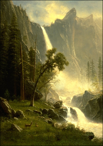 2426 Albert Bierstadt Paintings oil paintings for sale