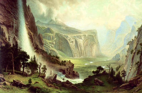 2430 Albert Bierstadt Paintings oil paintings for sale