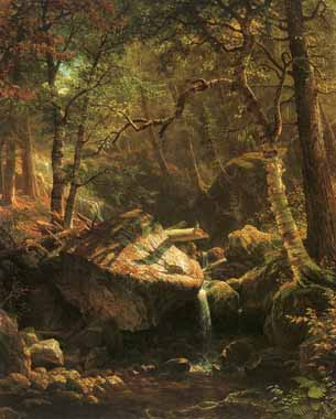 2431 Albert Bierstadt Paintings oil paintings for sale