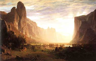 2433 Albert Bierstadt Paintings oil paintings for sale