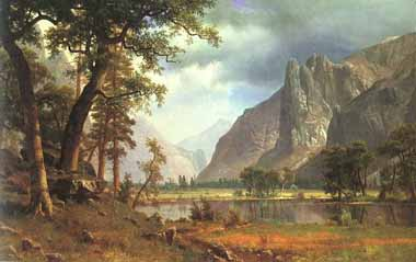 2435 Albert Bierstadt Paintings oil paintings for sale