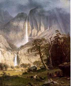 2436 Albert Bierstadt Paintings oil paintings for sale