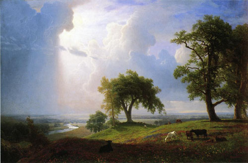 2439 Albert Bierstadt Paintings oil paintings for sale