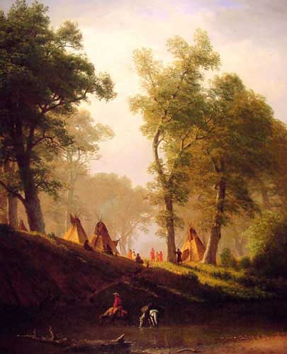 2468 Albert Bierstadt Paintings oil paintings for sale