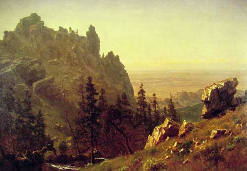 2469 Albert Bierstadt Paintings oil paintings for sale