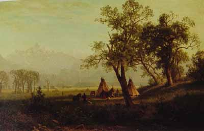 2470 Albert Bierstadt Paintings oil paintings for sale
